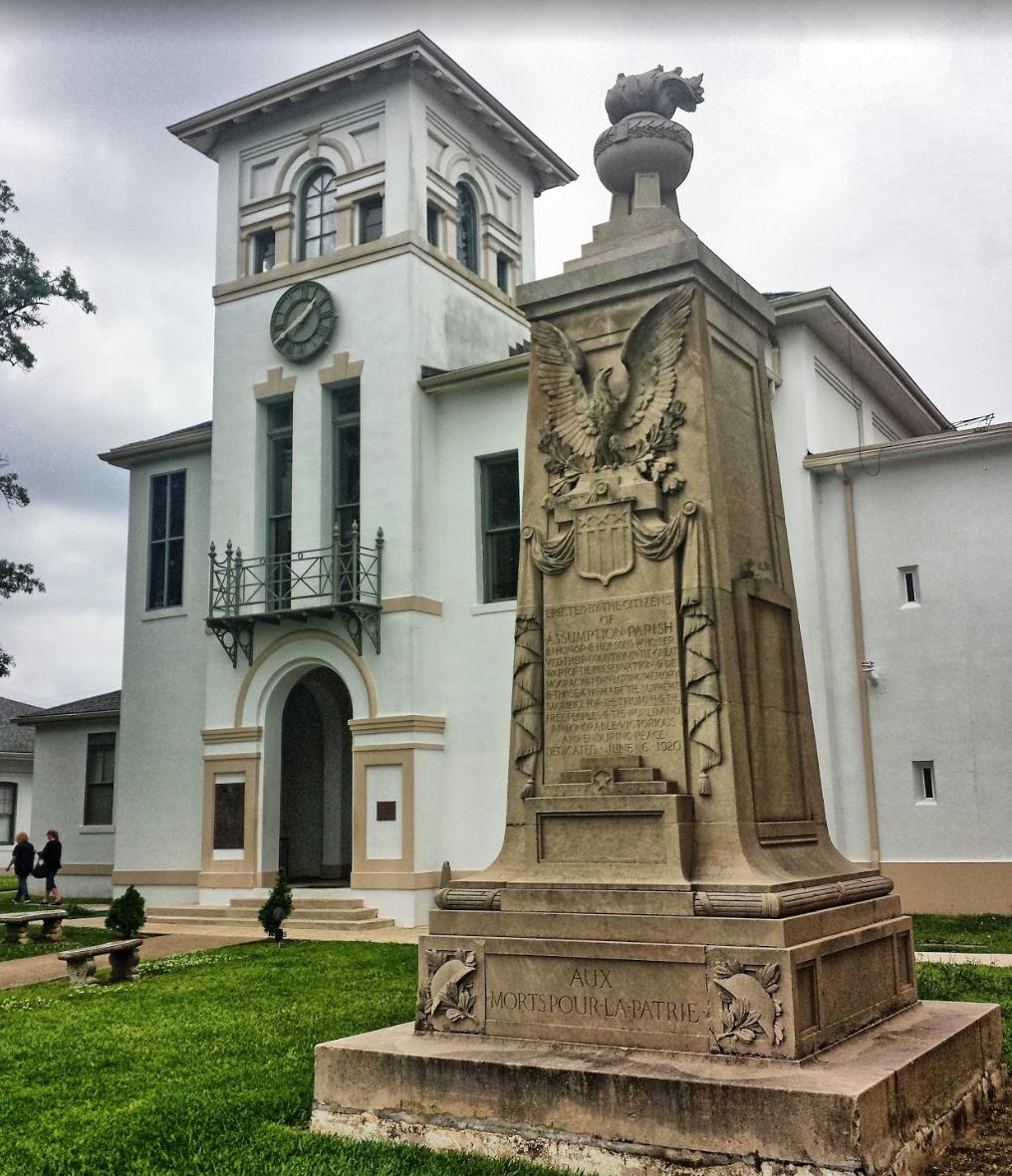 assumption courthouse