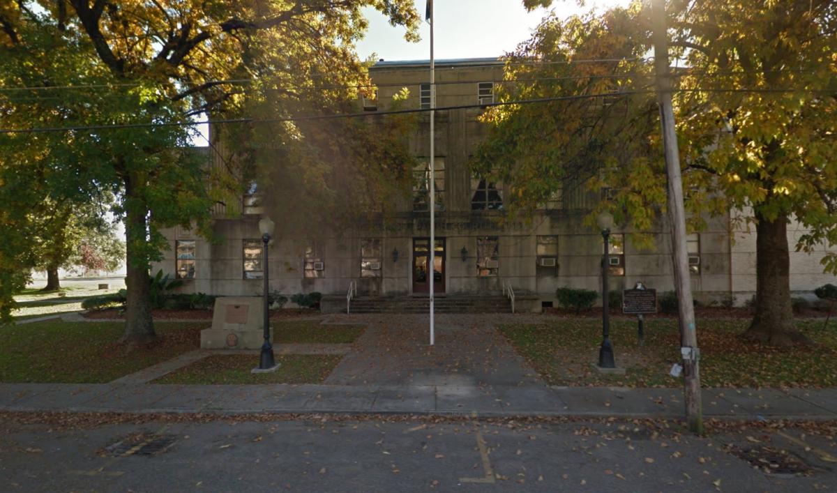 east carroll parish courthouse