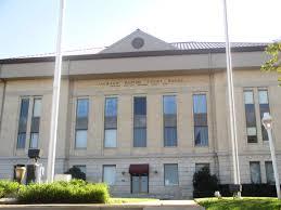 jackson parish courthouse in jonesboro, louisiana
