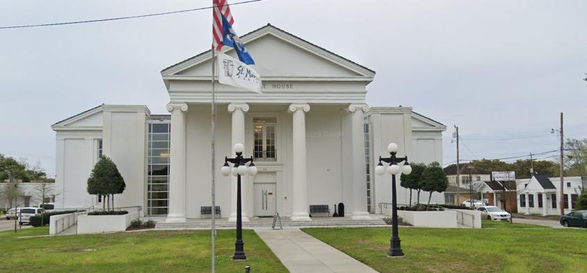 st martin parish courthouse