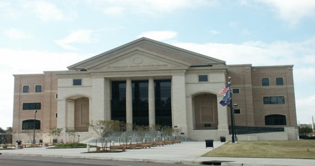 st tammany Courthouse