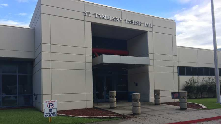 st. tammany parish jail