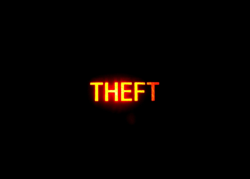 Theft charges in Shreveport